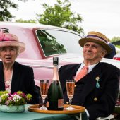 Picknick bei der Henley Royal Regatta, 2016