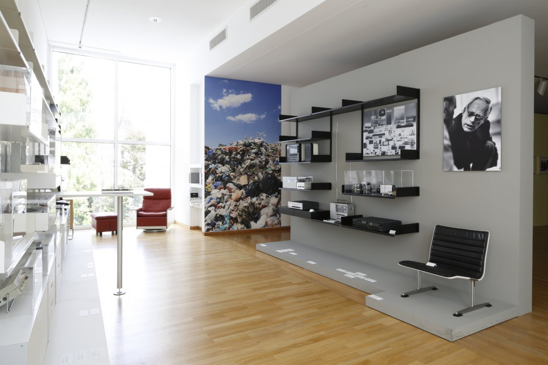 dieter rams ein stilraum museum angewandte kunst. Black Bedroom Furniture Sets. Home Design Ideas
