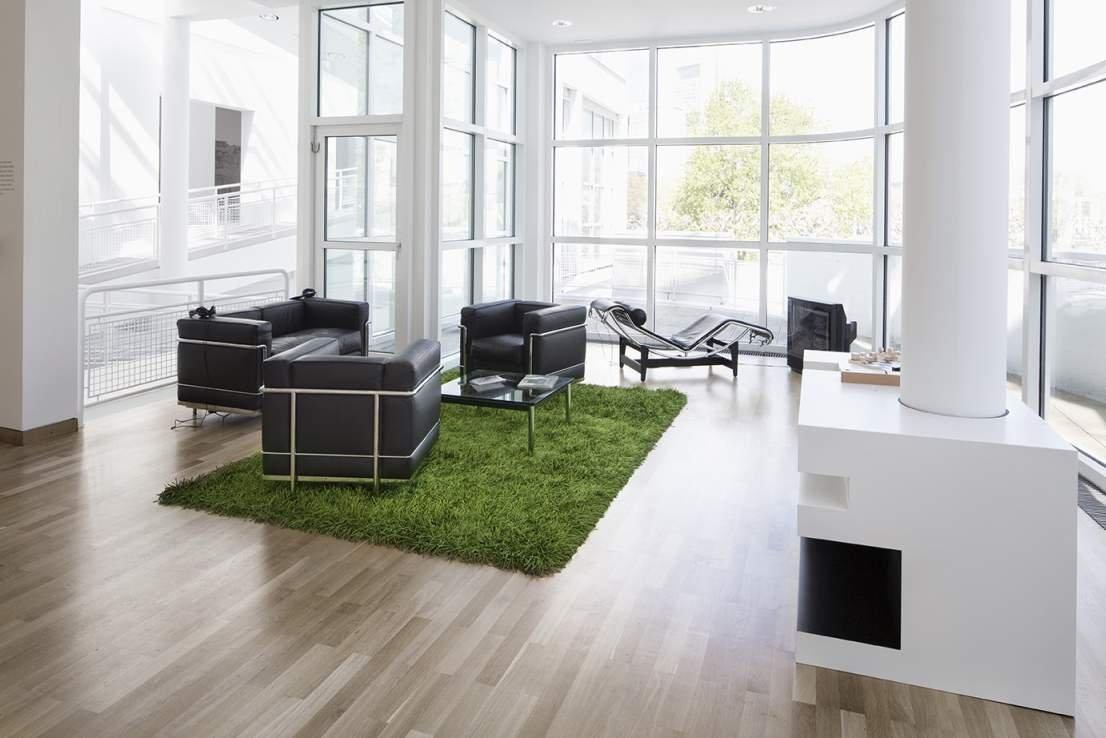 richard meier bau museum angewandte kunst. Black Bedroom Furniture Sets. Home Design Ideas