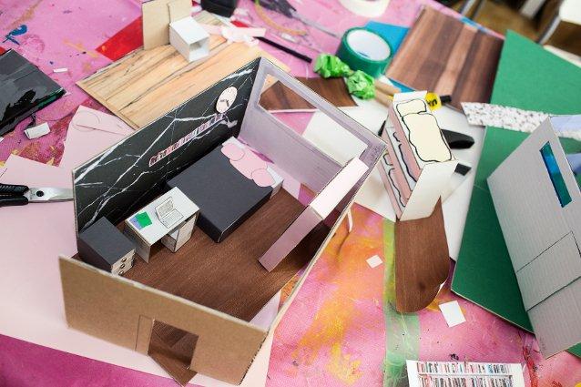 sommerferienprogramm museum angewandte kunst. Black Bedroom Furniture Sets. Home Design Ideas