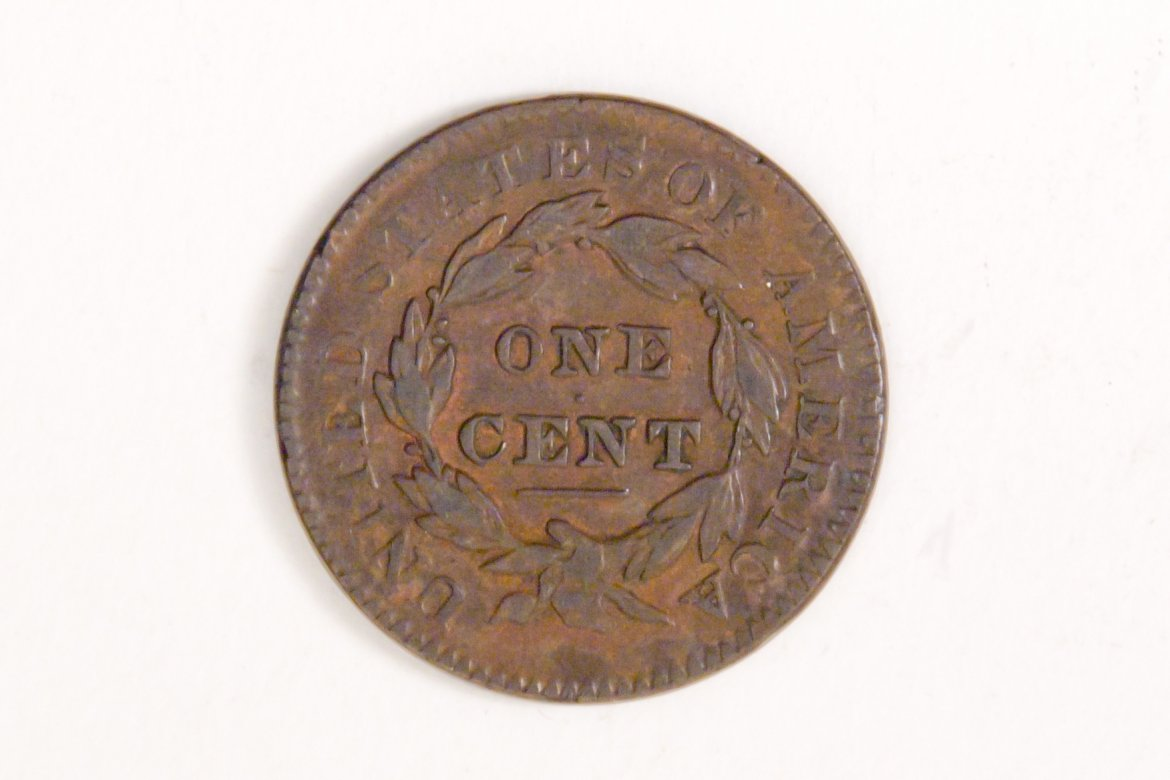 One-Cent–Münze