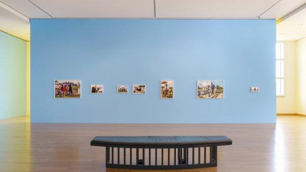 Ausstellungsansicht RAY2021IDEOLOGIEN / Installation view RAY 2021 IDEOLOGIES