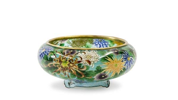 Flache Schale / Flat bowl