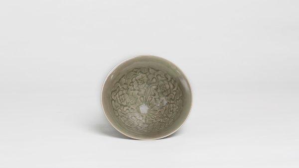 Schale, Steinzeug, Yaozhou–Ofen
